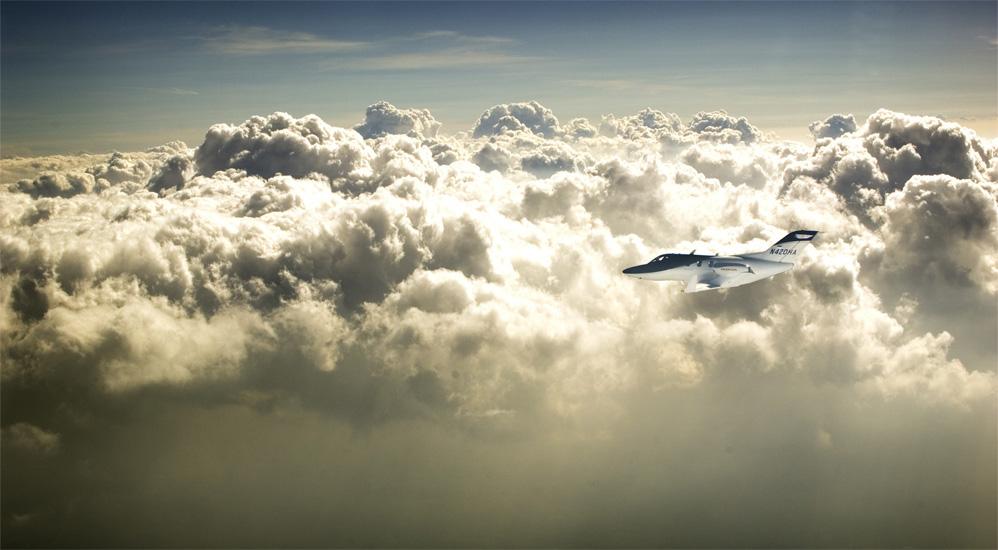 Метр над уровнем неба